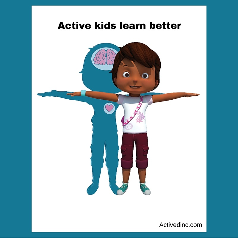 The Urgency In Fighting Childhood >> Active Kids Learn Better Research